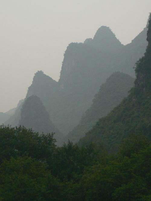 Gulin-mountains
