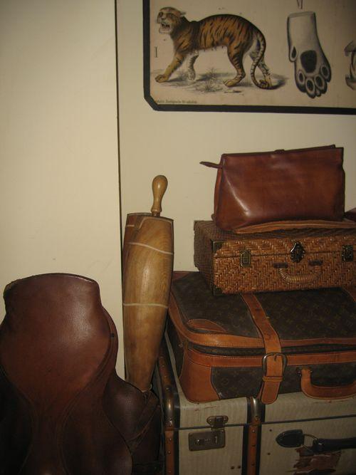 Luggage detail