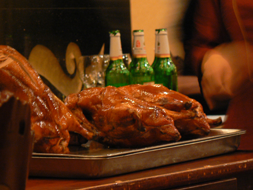 Peking-Duck-Dinner