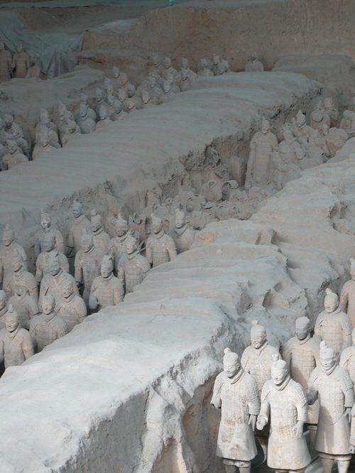 Xi'an-terra-cotta