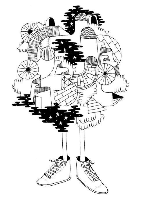 Space-legs