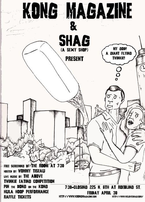 Kong&ShagMagazine