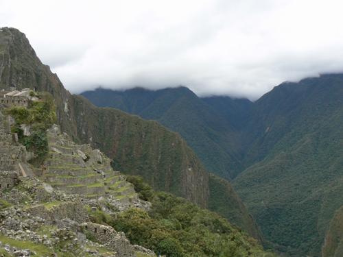Machu-Picchu---misty-Mounta