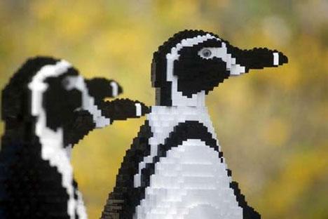 Lego-penguin
