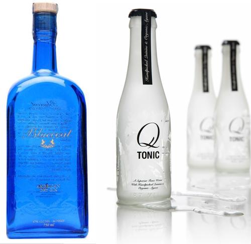 TIL Blue Coat Gin Q Tonic
