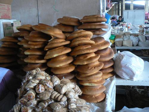 Cuzco-Market---Bread