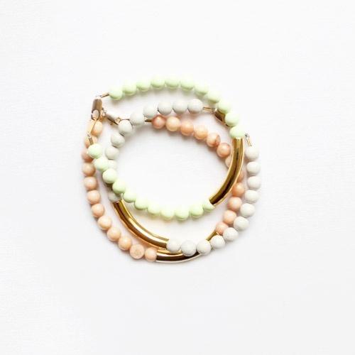 Gemstone-bracelets