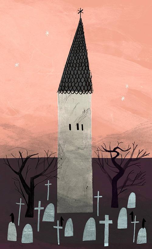 01 Rob Hodgson Graveyard Print