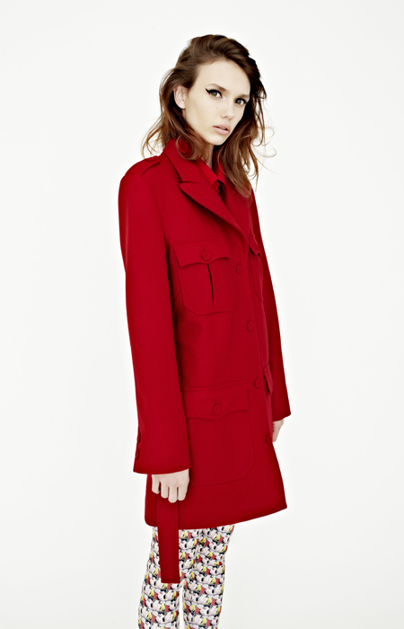 GRACE POCKET COAT