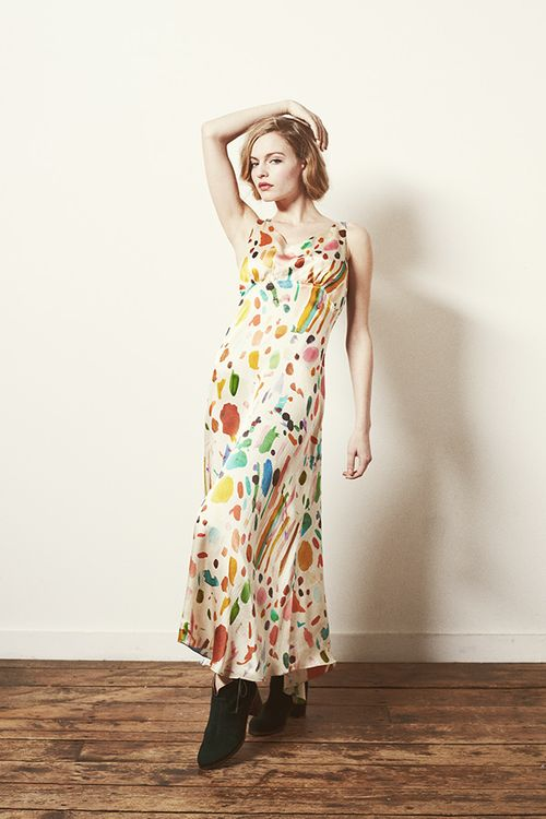 Look 1 - Exhibition Dress
