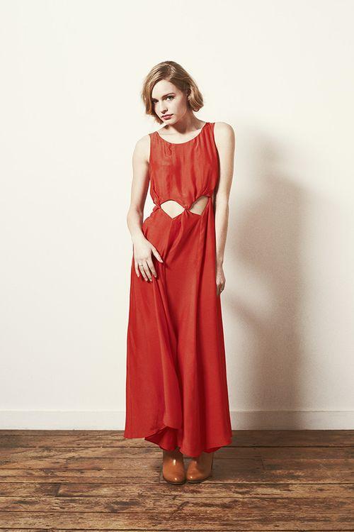Look 11 - Tabernacle Dress