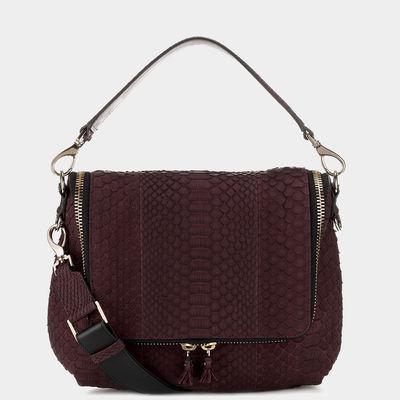 Maxi-zip-burgundy-python-satchel_1
