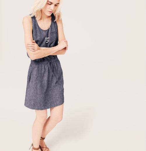 Honey-kennedy-lou-and-grey-cinch-dress