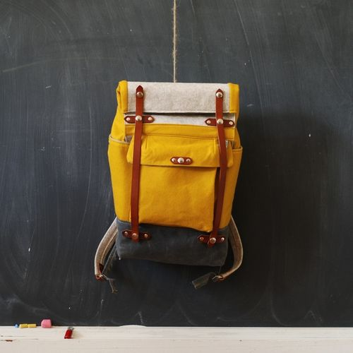Ochrebackpack