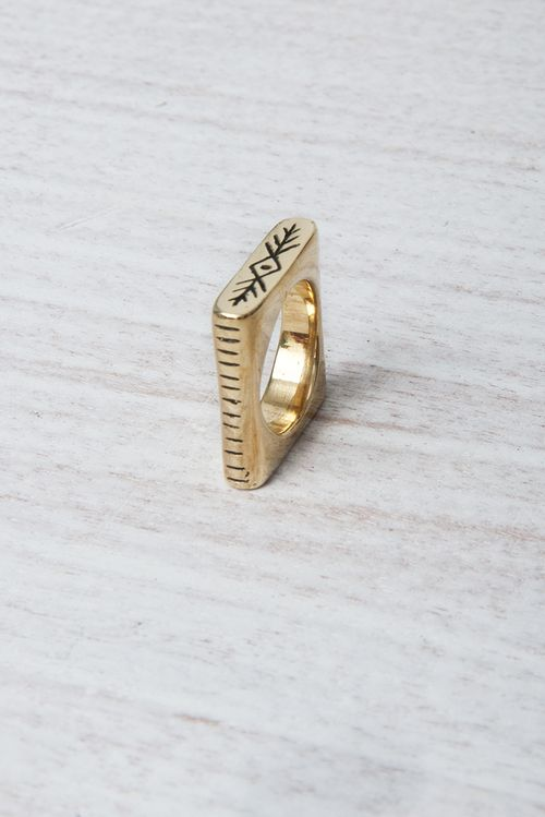 Double-sided-ring