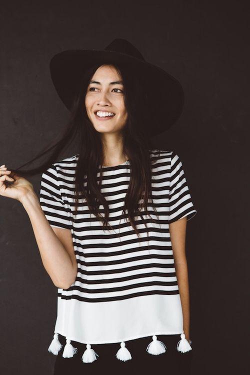 Le-Fashion-Blog-Jenni-Kayne-Resort-2016-Striped-Top-With-White-Tassels-Via-Style-Com