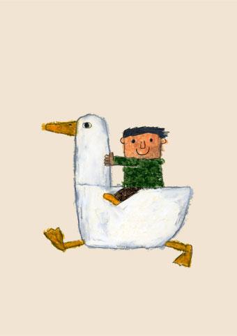 Duck-boy