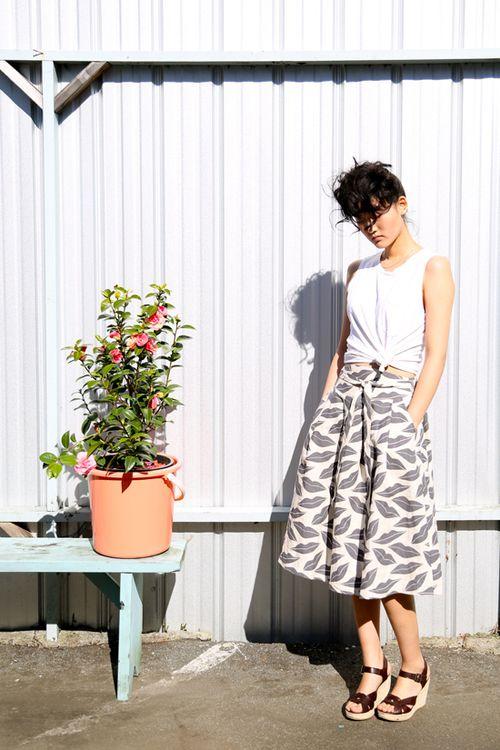Honey-kennedy-Eugene-Choo-Perfect-Skirt-Lip-Print