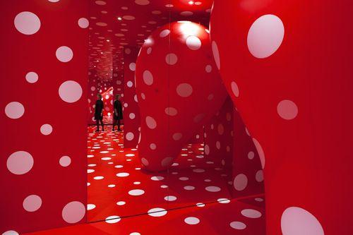 Yayoi-Kusama-In-Infinity-louisiana-museum-of-modern-art-4