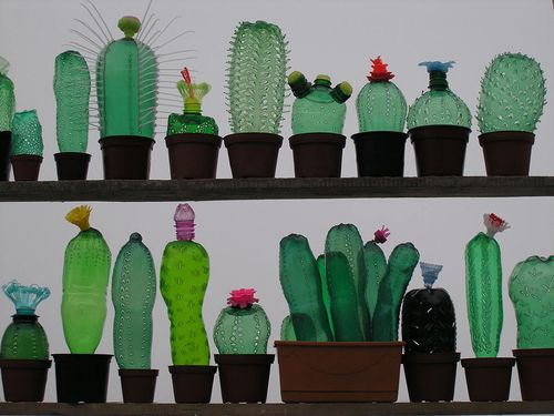 Veronika-Richterova-PET-Bottle-Sculptures-1