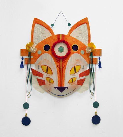 Mask_fox