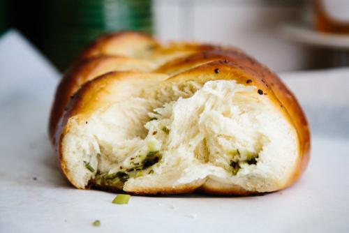 Scallion+pancake+challah+-+apt+2b+baking+co