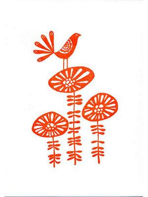 Orangebirdonblooms